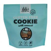 glulu's FreeFrom  zuckerfreie Kokoskekse 100 g (glutenfrei, vegan, sojafrei)