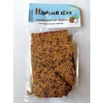 Häppchen-Keks Kokosknusper mit Körnern 80 G MHD: 19.04.21 (paleo, vegan, glutenfrei, maisfrei, sojafrei, kohlenhydratreduziert)