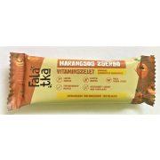 Häppchen Gerbeaud Orangen-Fruchtriegel 40 g (glutenfrei,  vegan, ohne Zuckerzusatz)