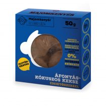 Affenbrot Blaubeer-Kokoskekse mit Süßungsmitteln (50 g)