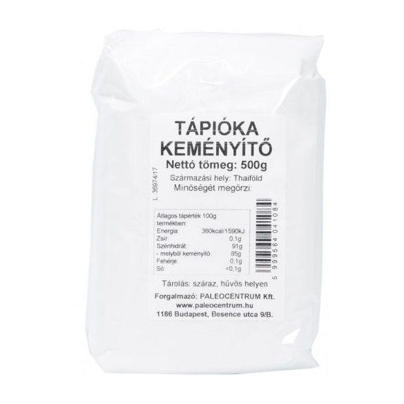 Paleolit Tapiokamehl  (Tapiokastärke) Maniokstärke 500 g