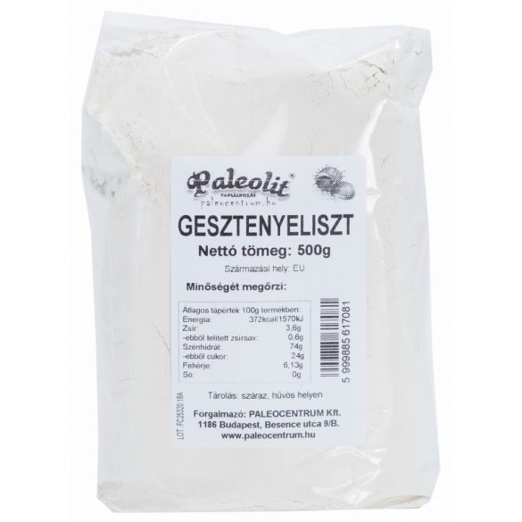 Paleolit Maronenmehl (Esskastanienmehl) 500 g