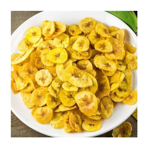 SAMAI Plantain (Kochbanenen) Chips mit Meersalz 75 g