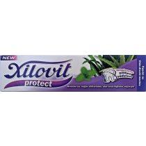 Xilovit Zahncreme mit hohem Xylitanteil und Menthol (Fluoridfrei) 100 ml