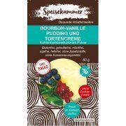 Speisekammer Bourbon-Vanille Pudding und Tortencreme Pulver 60 G (glutenfrei, maisfrei, sojafrei, kohlenhydratreduziert)