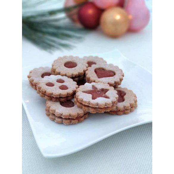Speisekammer Ausrollteig für süße Kekse Backmischung 185 G (glutenfrei, maisfrei, sojafrei, kohlenhydratreduziert)