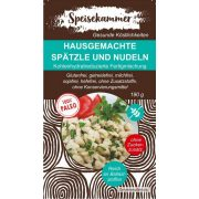 Speisekammer Fertigmischung für Hausgemachte Spätzle und Nudeln 190 G (Paleo, glutenfrei, maisfrei, sojafrei, kohlenhydratreduziert)