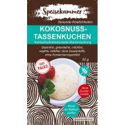 Speisekammer Kokosnuss-Tassekuchen Backmischung 52 G (glutenfrei, maisfrei, sojafrei, kohlenhydratreduziert)
