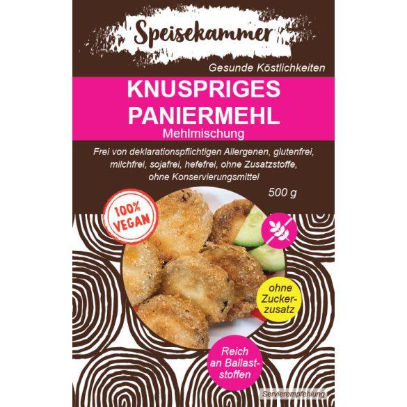 Speisekammer knuspriges veganes Paniermehl