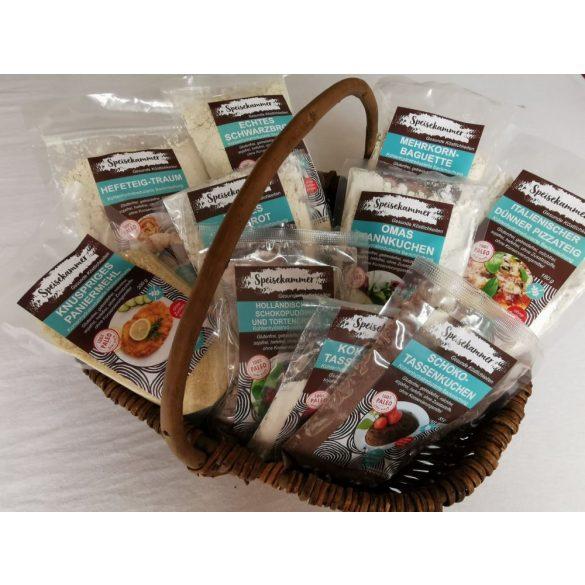 Speisekammer Großes Paleo Kennenlernpaket (glutenfrei, maisfrei, sojafrei, kohlenhydratreduziert)