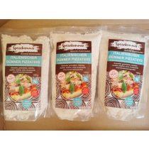 3er Pack Speisekammer Paleo Pizzateig 3x180 G (glutenfrei, maisfrei, sojafrei, kohlenhydratreduziert)